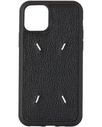 Maison Margiela ブラック Iphone 11 Pro ケース