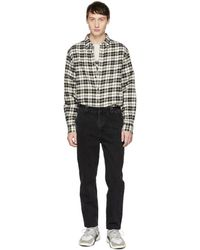 Alexander Wang - Black Rodeo Drive Trouser Jeans - Lyst