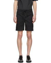 Stephan Schneider - Black Corner Shorts - Lyst