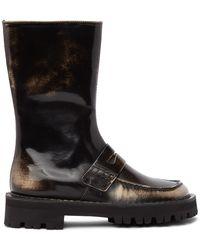 CAMPERLAB Black Eki Boots
