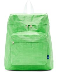 Comme des Garçons - Green Poly Small Backpack - Lyst