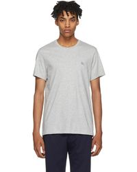 Burberry - Grey Joeforth Core T-shirt - Lyst