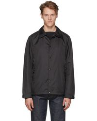 Rag & Bone - Black Coaches Jacket - Lyst
