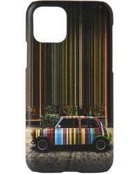 Paul Smith マルチカラー Mini Covent Garden Iphone 11 Pro ケース - グリーン