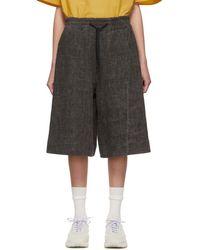 Toogood Gray The Boxer Shorts