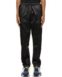 Fendi Pantalon de survêtement noir 'Forever '