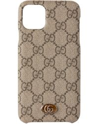 Gucci - Ophidia GG Supreme Iphone 11 Pro Max Case - Lyst