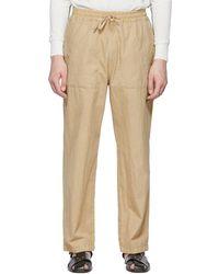 President's Pantalon Time-Off beige - Neutre