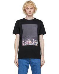 Bianca Saunders Black Videolight T-shirt