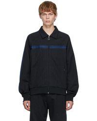 Lanvin ブラック Maze Tracksuit セーター