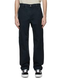 Ksubi - Black Decoy Trousers - Lyst