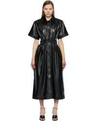 Materiel Tbilisi - ブラック Open Back ドレス - Lyst