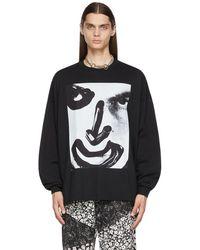 Kidill Jesse Joker Long Sleeve T-shirt - Black