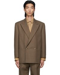 Fear Of God - ブラウン The Suit Jacket ブレザー - Lyst