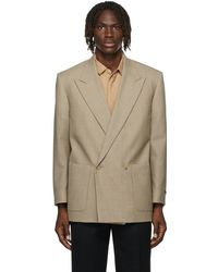 Fear Of God The Suit Jacket ブレザー - ナチュラル