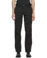 Klättermusen Pantalon noir Gere 2.0