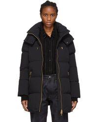 Mackage Ssense Exclusive Black Aiko Jacket