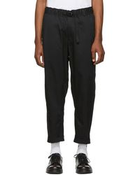 a0f22124af9d Nike - Black Woven Nrg Trousers - Lyst