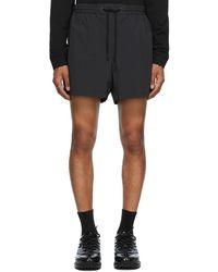 Paco Rabanne Black Boxing Shorts