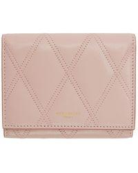 Givenchy - ピンク Gv3 トライフォールド ウォレット - Lyst