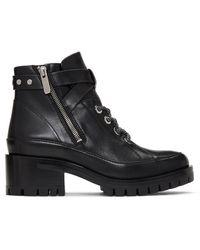 3.1 Phillip Lim ブラック Hayett ブーツ