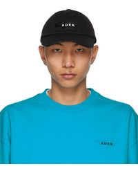 ADER error - ブラック 04 キャップ - Lyst