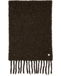 Rag & Bone Boucle Sloane Scarf - Multicolour