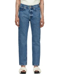 Tom Wood Blue Sting Jeans