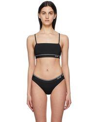 Calvin Klein - ブラック Ck One ブラレット - Lyst