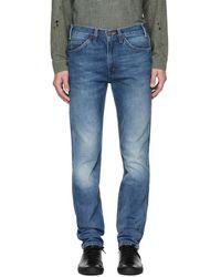 Levi's - Blue 1969 606 Jeans - Lyst