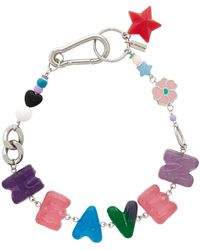 Marc Jacobs Collier multicolore Gummy Heaven by