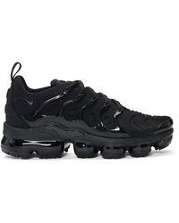 Nike - ブラック エア ヴェイパーマックス プラス スニーカー - Lyst