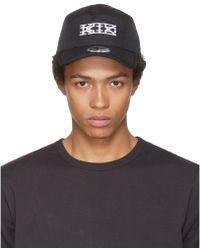 KTZ - Black New Era Edition Logo Cap - Lyst