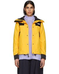 The North Face - Yellow And Black Gtx 1990 Mountain Jacket - Lyst