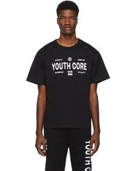 MISBHV ブラック Youth Core T シャツ