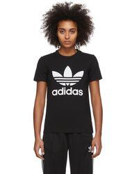 adidas Originals Trefoil - Black