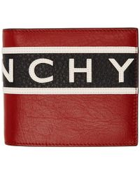 Givenchy - Tricolor Reverse Logo Wallet - Lyst