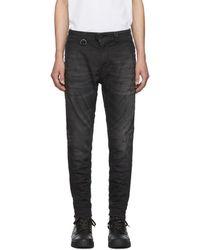 DIESEL ブラック JoggJeans D-earby ジーンズ
