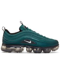Nike - Green Air Vapormax 97 Sneakers - Lyst