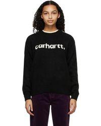 Carhartt WIP - ブラック Typeface セーター - Lyst