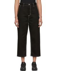 Carhartt WIP Black Armanda Jeans