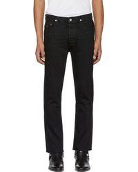 April77 - Black Cult Open Jeans - Lyst
