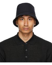 Barena Ostro Bucket Hat - Blue