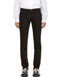 Acne Studios - Black Bla Konst North Jeans - Lyst