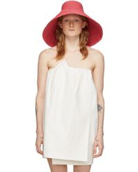 Jacquemus ピンク Le Chapeau Valensole ビーチ ハット