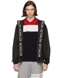 Moncler - Black Massereau Jacket - Lyst