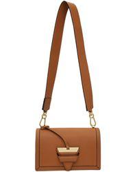 Loewe Barcelona Bag - Brown