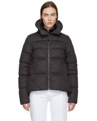 The North Face - Grey Down And Wool Cryos Jacket - Lyst