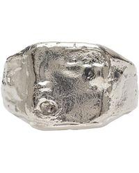 Alighieri Silver 'the Lost Dreamer' Ring - Metallic