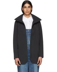 The North Face - Black Apex Flex Gtx Trench Coat - Lyst